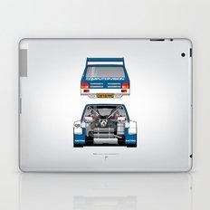 Outline Series N.º7, MG Metro 6R4, 1986 Laptop & iPad Skin