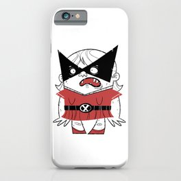 Ugly Jean Grey iPhone Case