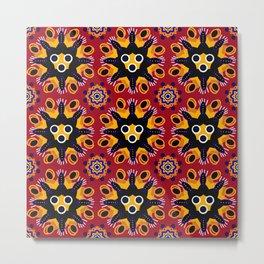 African colors Metal Print