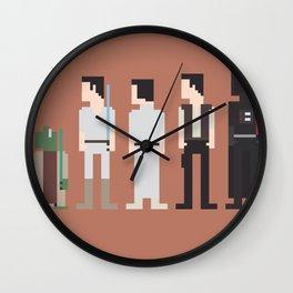 Star Wars 8-Bit Wall Clock