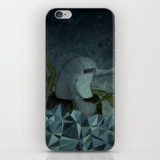 Naufrago iPhone & iPod Skin