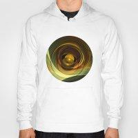 infinity Hoodies featuring Infinity by Klara Acel