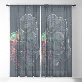 Jellyspace Sheer Curtain