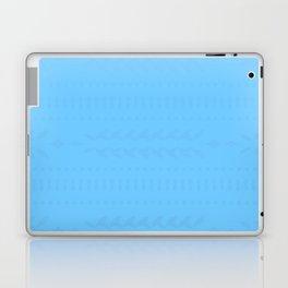 Maya Blue Laptop & iPad Skin