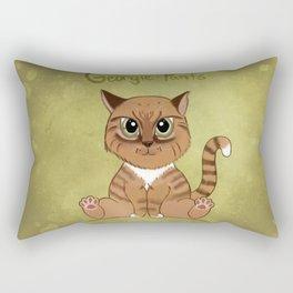 Georgie-Pants Rectangular Pillow