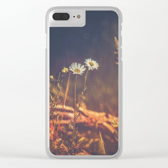 Promised Days Clear iPhone Case