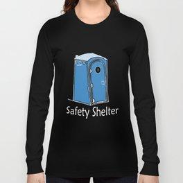 Safety Shelter Long Sleeve T-shirt