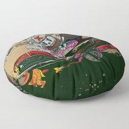 Psilopsychonaut Floor Pillow