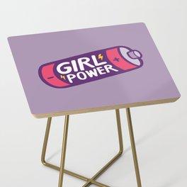Girl Power Side Table
