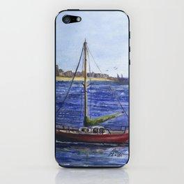 Metro Marine iPhone Skin