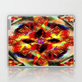 Explosion Laptop & iPad Skin