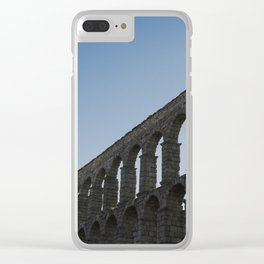 Deadlines Clear iPhone Case