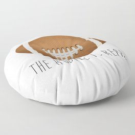 The Huddle Is Real Floor Pillow