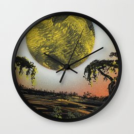Outlook Wall Clock