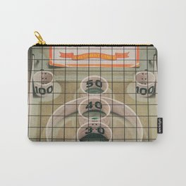 Skee Ball Game Carry-All Pouch