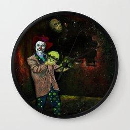 Juggles Wall Clock