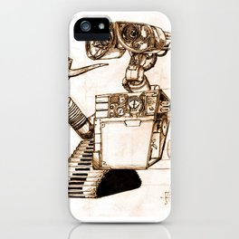 WALL-ace iPhone Case