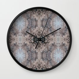 Sweet in cherry blossom Wall Clock