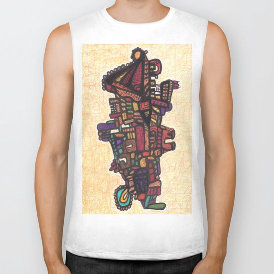 (Dance of) Life and Death Biker Tank