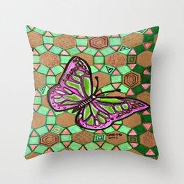 Butterfly #1 Throw Pillow