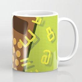 Numeric Escape Coffee Mug
