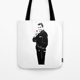 Bela Lugosi Tote Bag