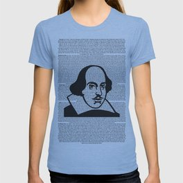 Words of Shakespeare T-shirt