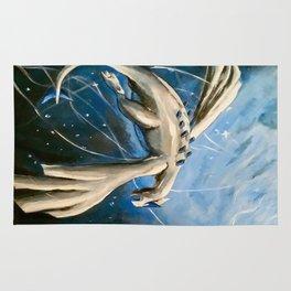 Lugia Under the Sea Rug