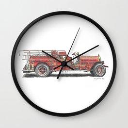 PROVIDENCE HOSE 1 Wall Clock