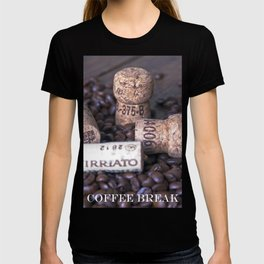 COFFEE & CORK T-shirt
