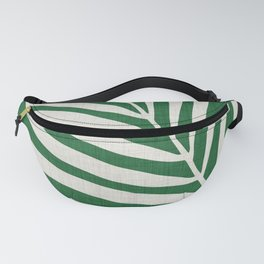 Minimalist Palm Leaf Fanny Pack