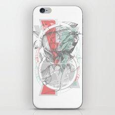 flour·ish iPhone & iPod Skin