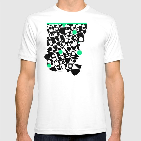 A Touch of Verde T-shirt