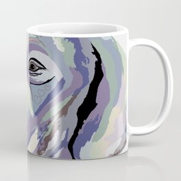 Weimaraner Denim Colors Coffee Mug