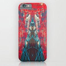 FX#505 - Kryptonian Oblongated Lines iPhone 6s Slim Case