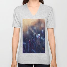 Lonely in Beauty Unisex V-Neck