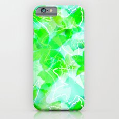 Tropical green Slim Case iPhone 6s
