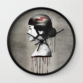 Tear II Wall Clock