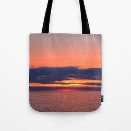 Beyond the horizon Tote Bag
