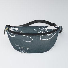 Toy figure Fanny Pack
