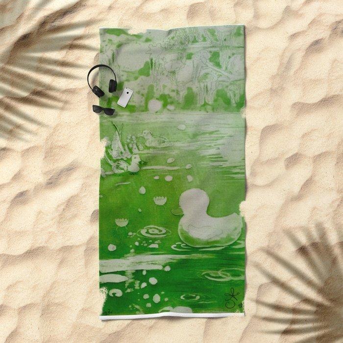 MoonSea Fantasy 2 Beach Towel