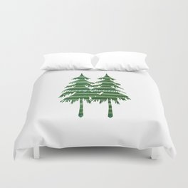 Happy Holiday - Holidaze Duvet Cover