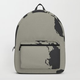 Dymaxion Map - Greys Backpack