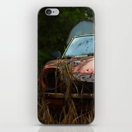 Datsun's Sunset iPhone Skin