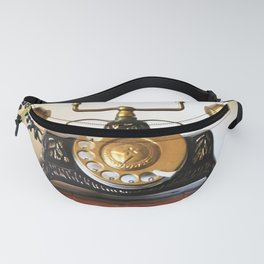 Wating for that call forever Fanny Pack
