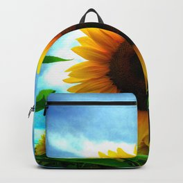 The sun will come out tomorrow Backpack