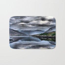 A Crystal Loch Bath Mat