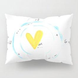 Self Finder Pillow Sham
