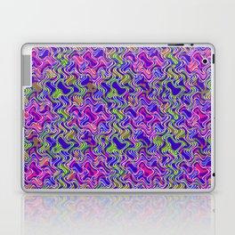 Polyp Blue - Coral Reef Series 017 Laptop & iPad Skin