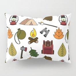 Autum Camping Pillow Sham